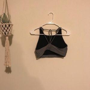 lululemon high neck bra